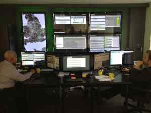 Triad management carried out from KiWi Power's smart grid operations centre.